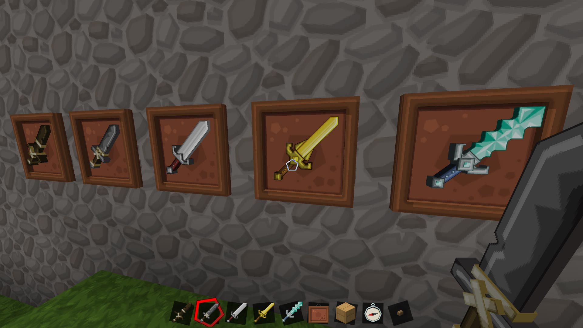 3D Items Addon preview