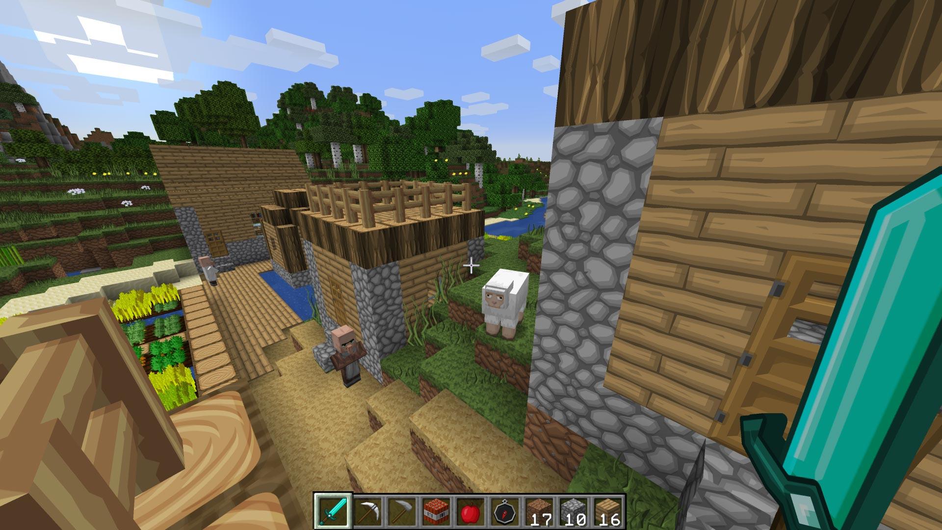 VanillaBDcraft for Minecraft Java Edition - BDcraft.net